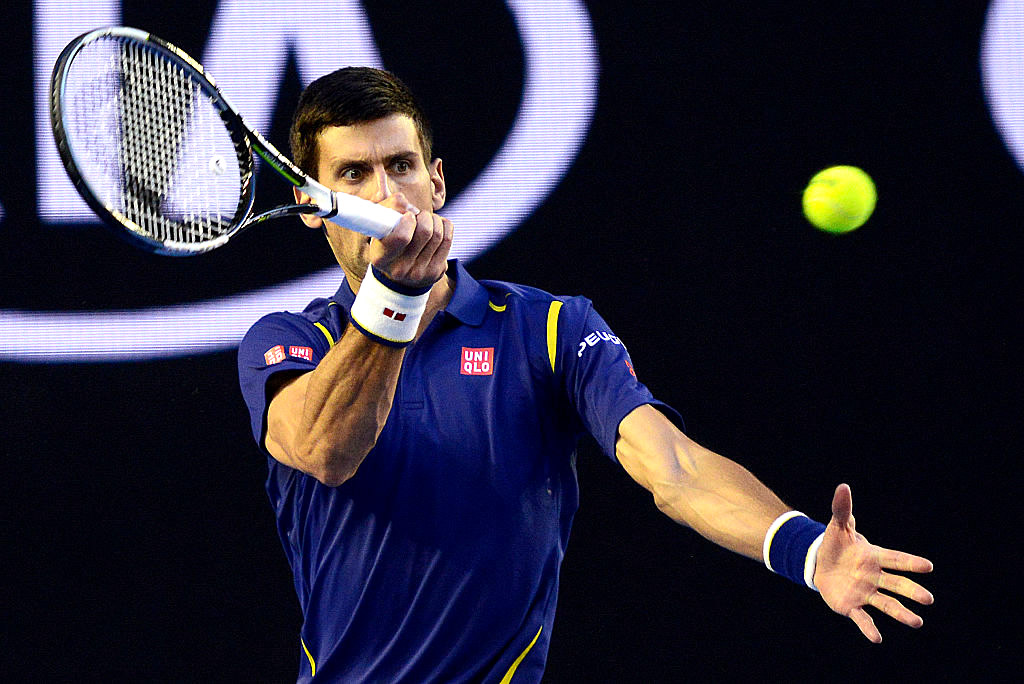 Djokovic no jugará Abierto de China por lesión