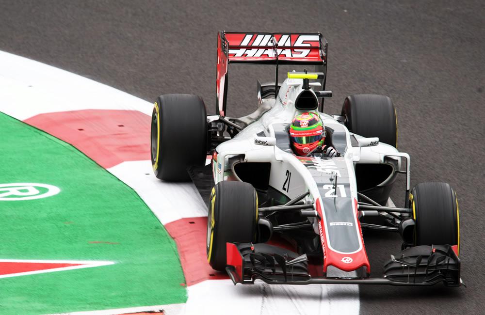 Checo y Esteban, 2da práctica para el olvido en GP de México