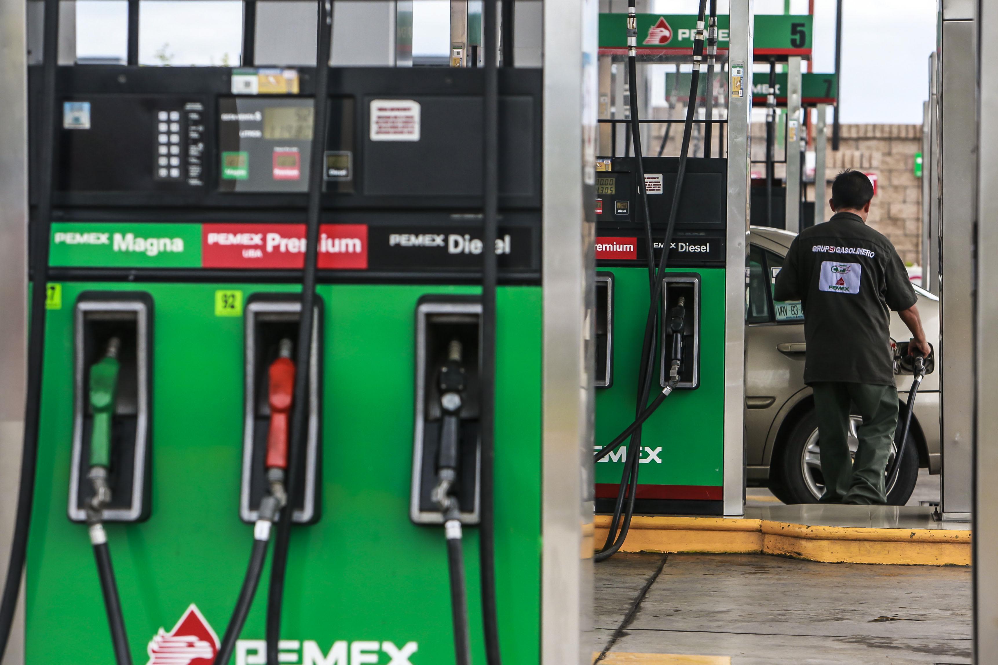 El gasto la gasolina el calculador onlayn