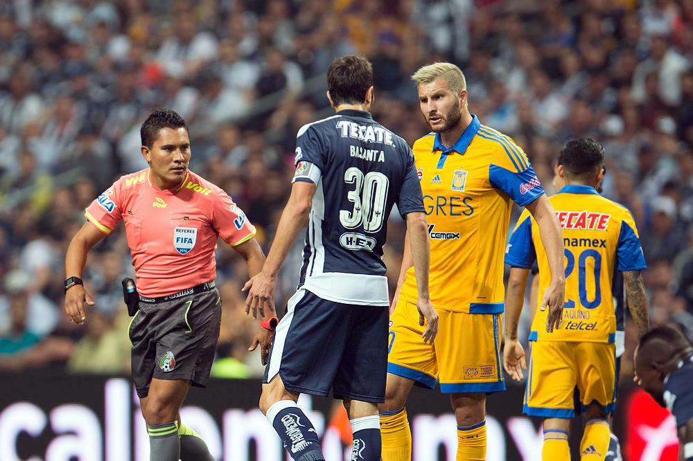 Fernando Guerrero, 'ave de mal aguero' para Tigres en clásicos