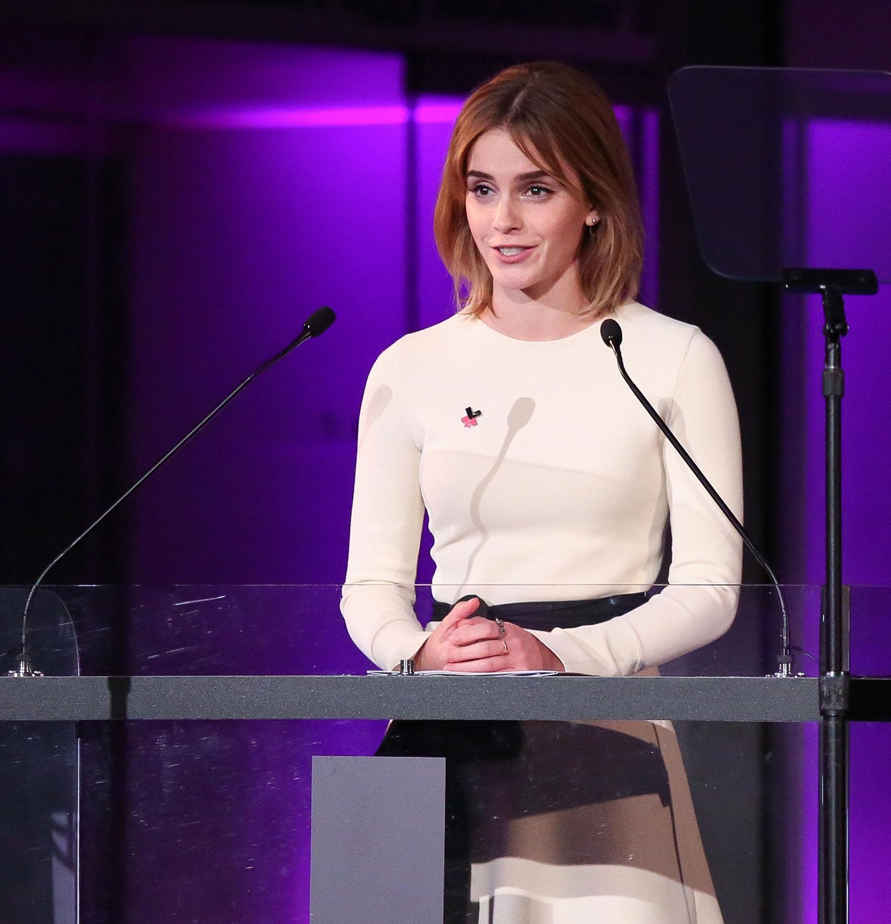 Emma Watson y su astuto llamado al voto contra Trump que se ha hecho viral