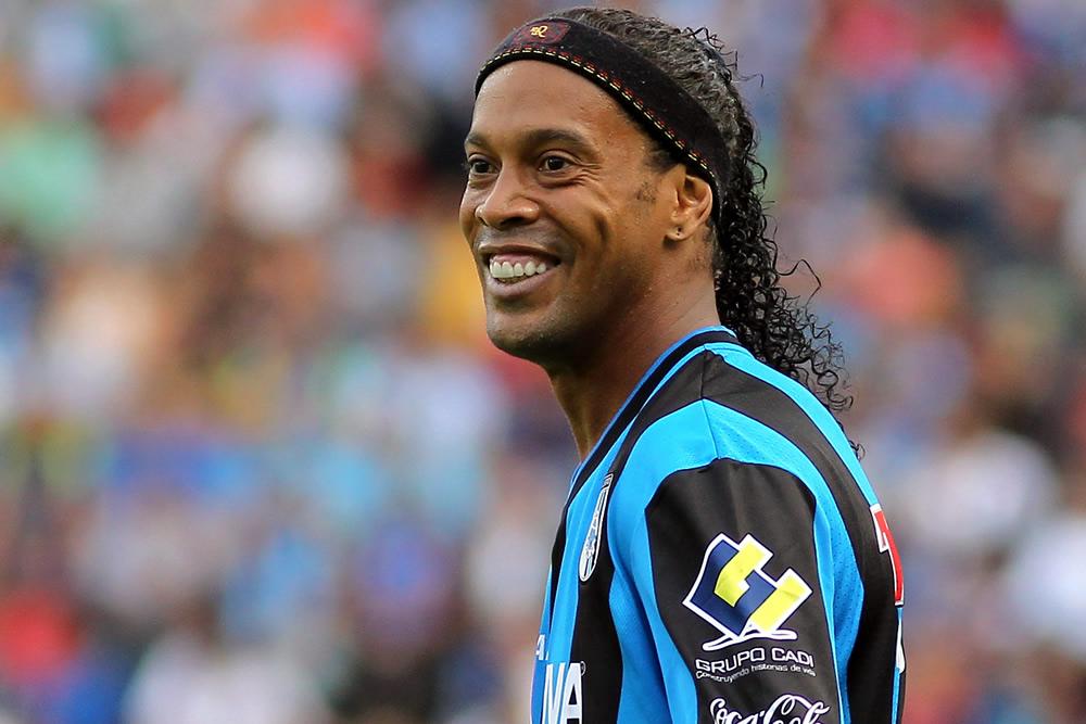 Felicidades, Querétaro; merecen mucho: Ronaldinho