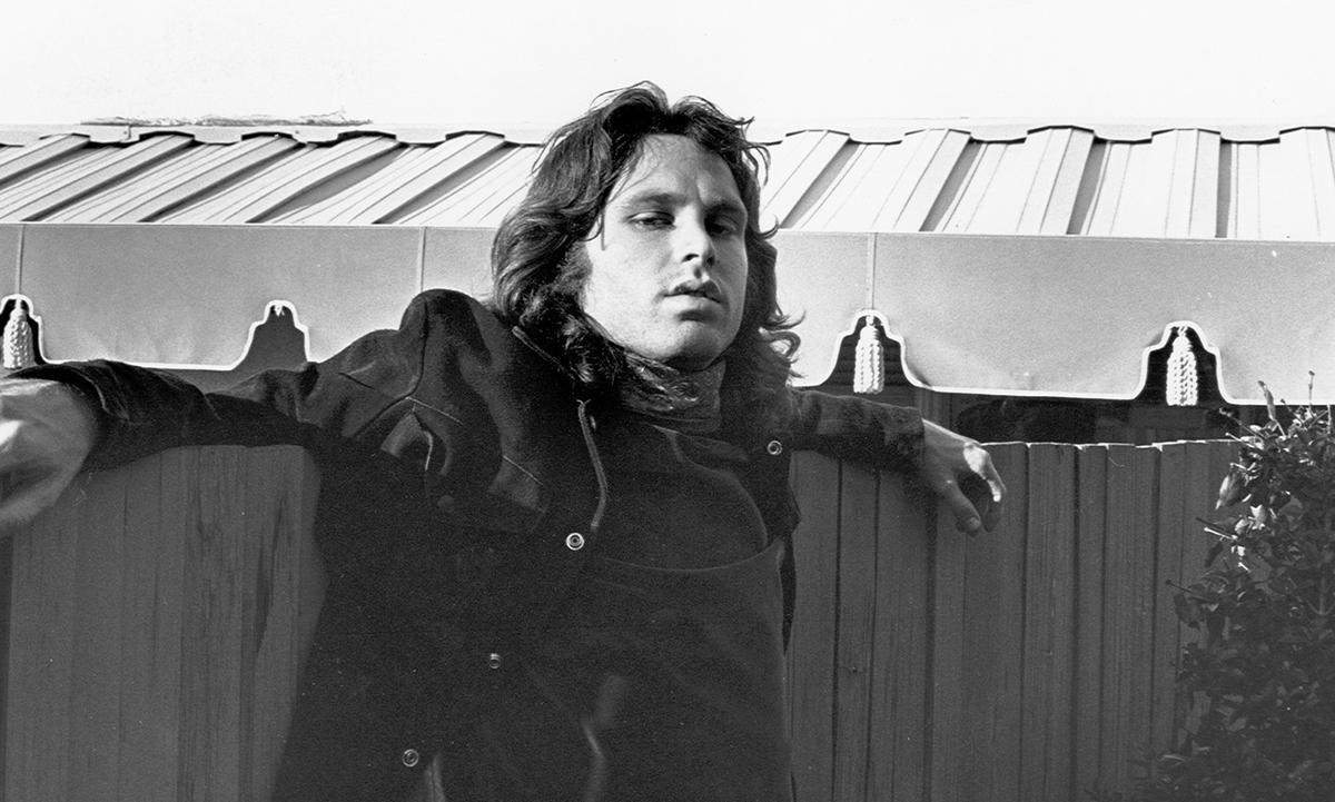 El día que Jim Morrison fumó marihuana en Los Pinos con el hijo de Díaz Ordaz