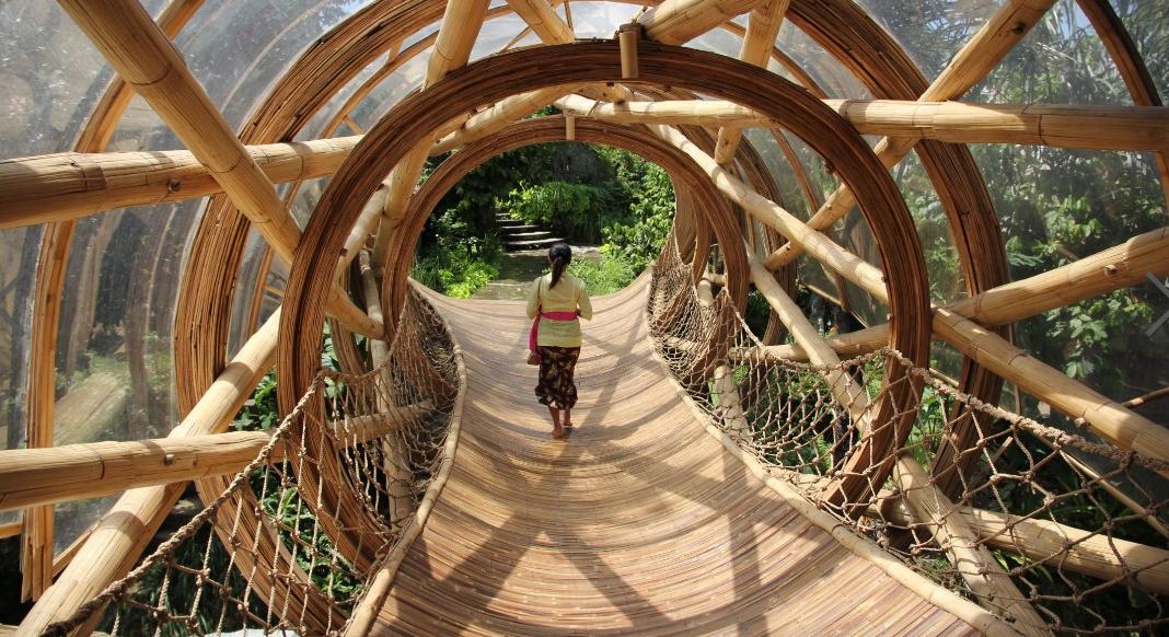 de hecho sera ms sostenible usar madera ramage dice que la madera es en promedio cuatro veces ms fcil de transportar que el concreto