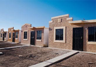 Tijuana construir 27 000 viviendas expansi n for Costo medio per inquadrare una casa