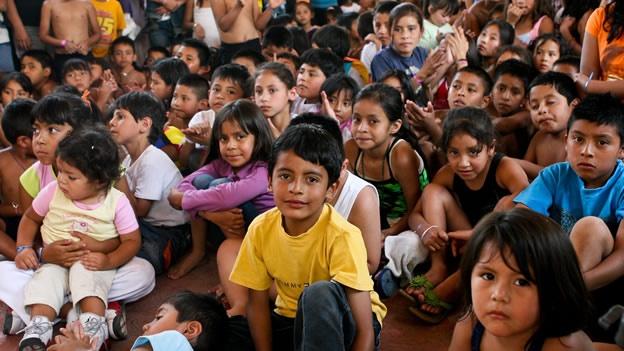 Resultado de imagen para niños mexicanos