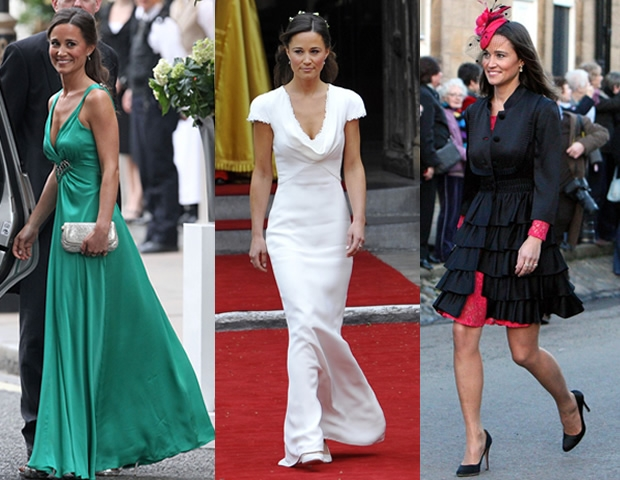 El estilo simple de pippa middleton qui n for Comedor jacinta polanco