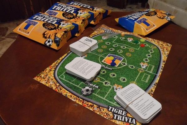 Introducen a tigres en los juegos de mesa mediotiempo for Juego de mesa de futbol
