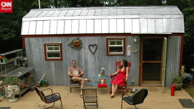Las casas peque as c modas baratas y sustentables expansi n for Casas pequenas y comodas