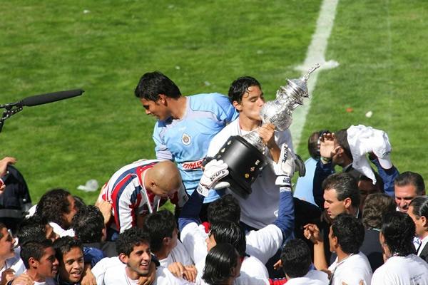 Resultado de imagen para toluc 1-2 CHIVAS 2006