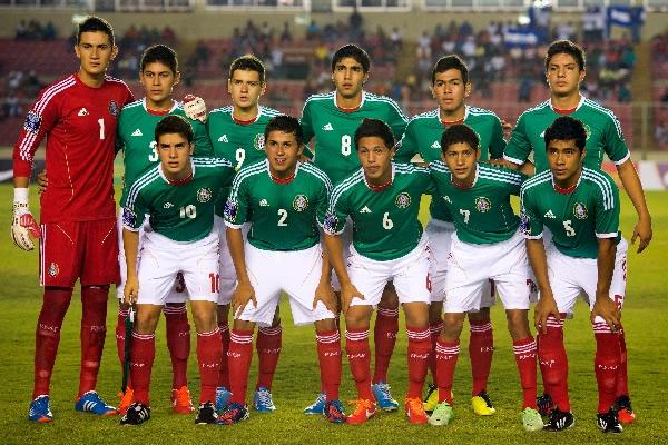 México Sub-17-Guatemala Sub-17... El Tri a 90 minutos del Mundial ...