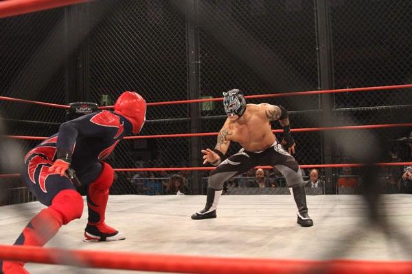 Cruiserweight Championship Match