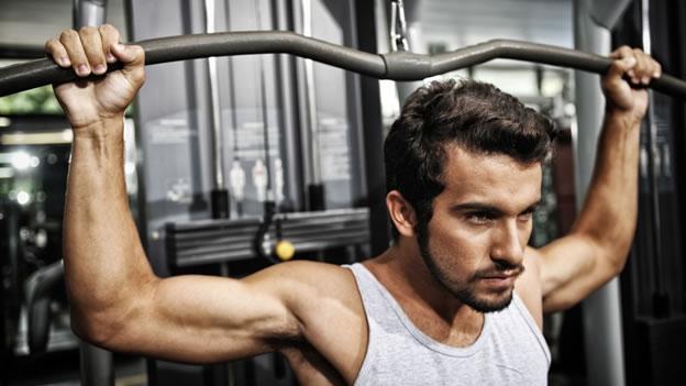 Resultado de imagen de ejercicio en los hombres