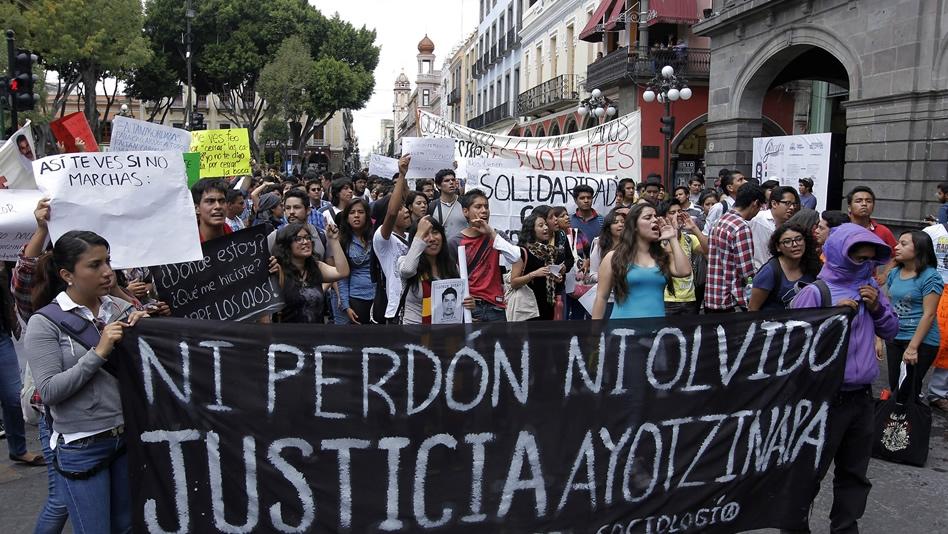 Resultado de imagen para ayotzinapa 43
