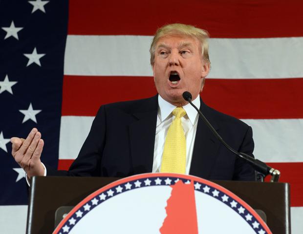 Destruyen estrella de Donald Trump en el Paseo de la fama en Hollywood