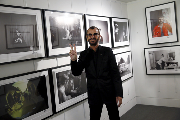 Ringo starr expone fotos in ditas de los beatles qui n for Comedor jacinta polanco