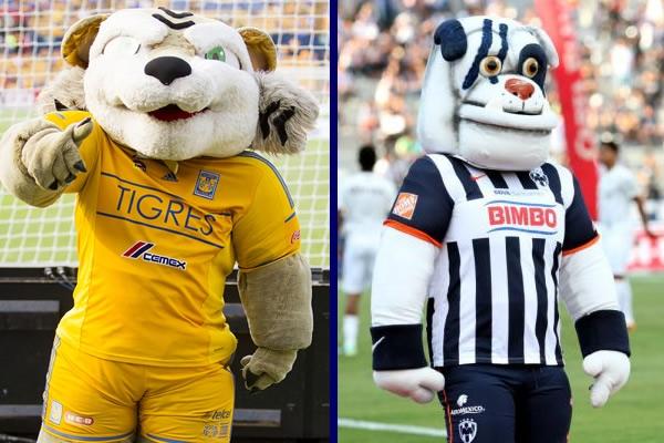 En 'Clásico de mascotas', Tigres gana por goleada   MedioTiempo