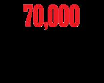 70,000 TRABAJOS INDIRECTOS en todo el estado
